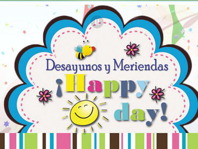 Desayunos y Meriendas Happy Day