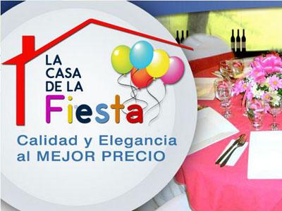 La casa de la Fiesta