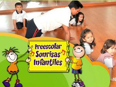 Preescolar Sonrisas Infantiles
